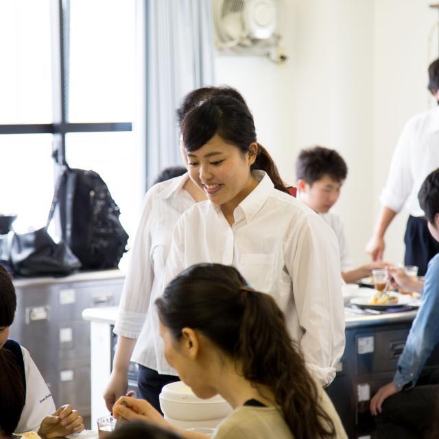 八王子栄養専門学校 オープンキャンパス1