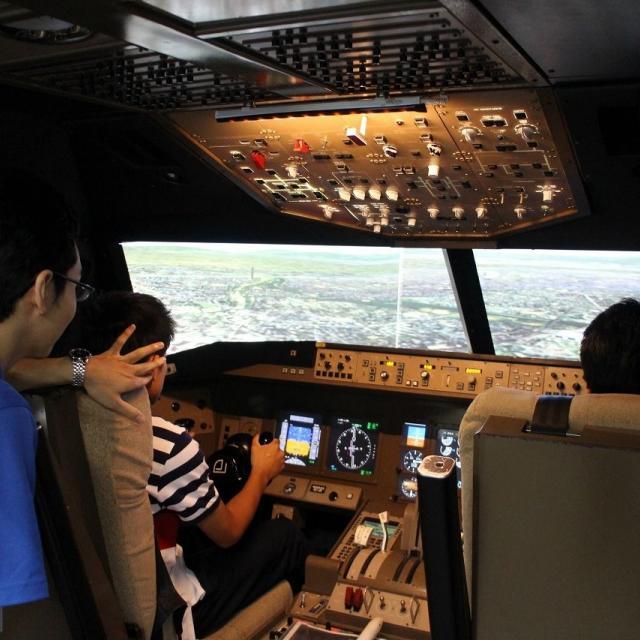 中日本航空専門学校 オープンキャンパス20181