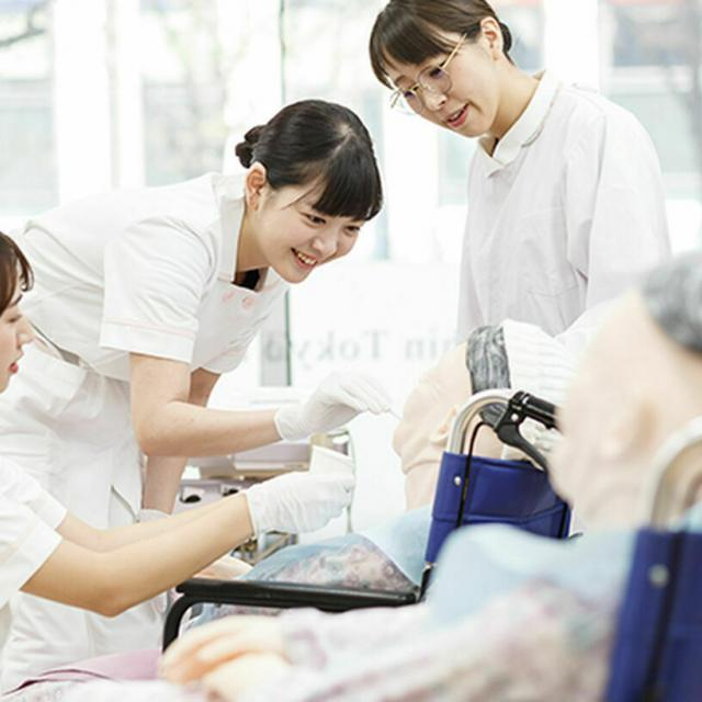新東京歯科衛生士学校 新東京の特長がわかる!歯科訪問診療ゼミ体験1