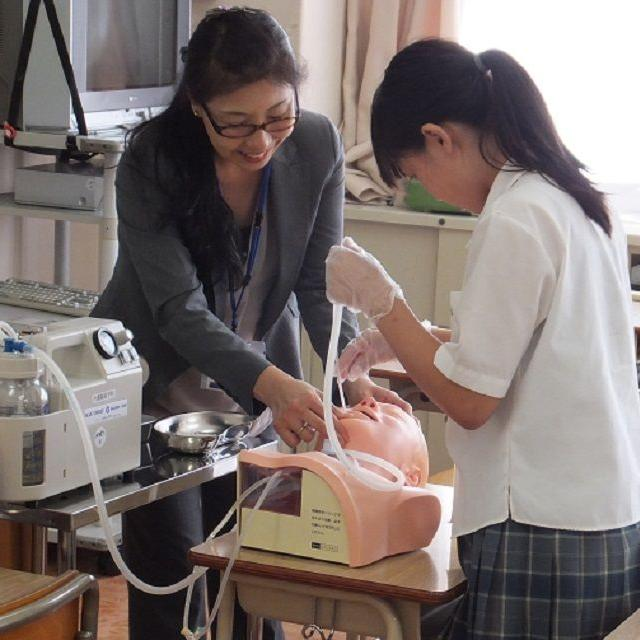 名古屋福祉専門学校 体験入学に参加しよう!2