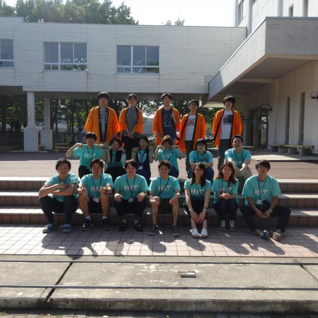 八戸工業大学 夏のオープンキャンパス1