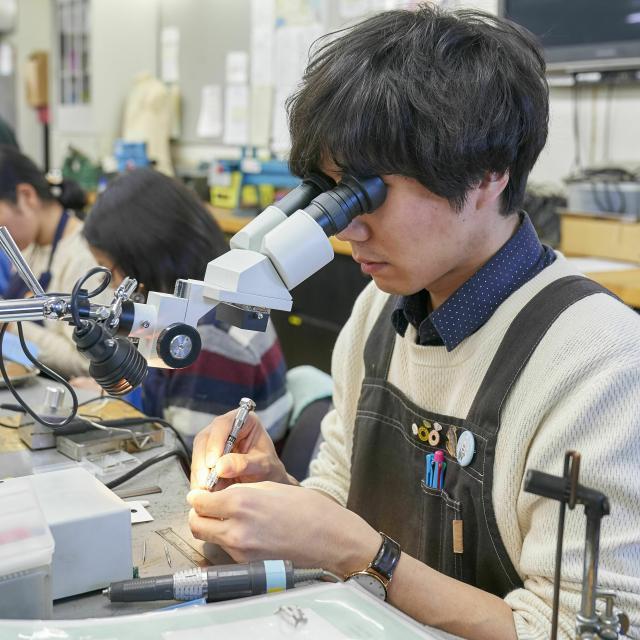 専門学校ヒコ・みづのジュエリーカレッジ オンライン学校説明会【ジュエリーコース】4