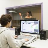 放送音響科の体験入学「アニメに音をつけよう!」の詳細