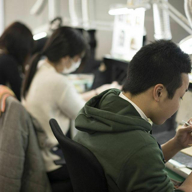 大阪デザイナー専門学校 【来校型】はじめてのフィギュアデザイン講座3
