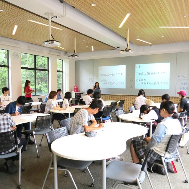 嘉悦大学 オープンキャンパス 2019年8月11日(日)2