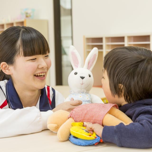 広島都市学園大学 【子ども教育学科】オープンキャンパス1