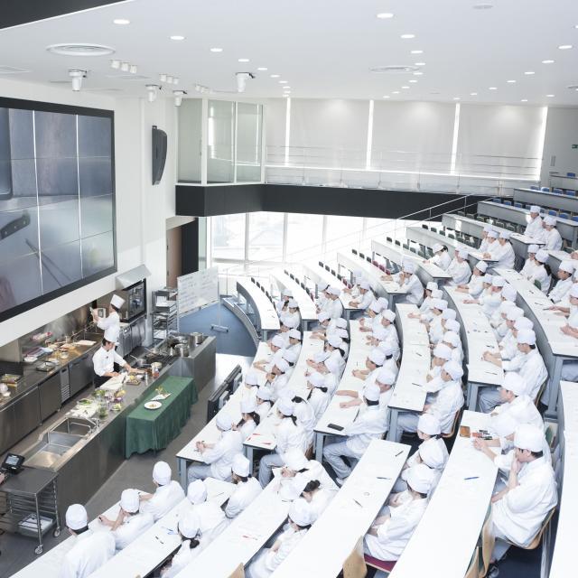 平岡調理・製菓専門学校 AO入試直前!授業見学会を実施します!1