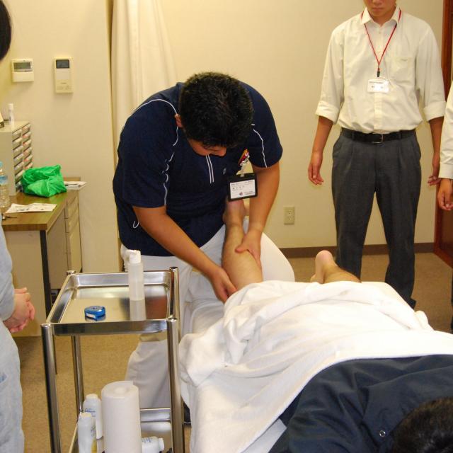 四国医療専門学校 鍼灸マッサージ学科・鍼灸学科 オープンキャンパス20183