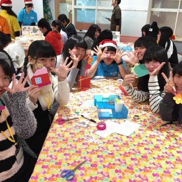 大阪こども専門学校 ★サンタクロースに会えるかも!?クリスマスイベント!★1
