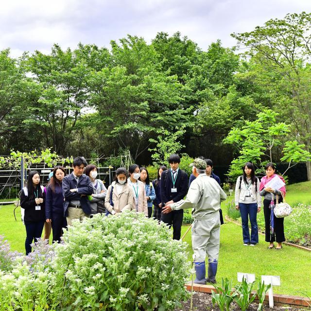 横浜薬科大学 オープンキャンパス3