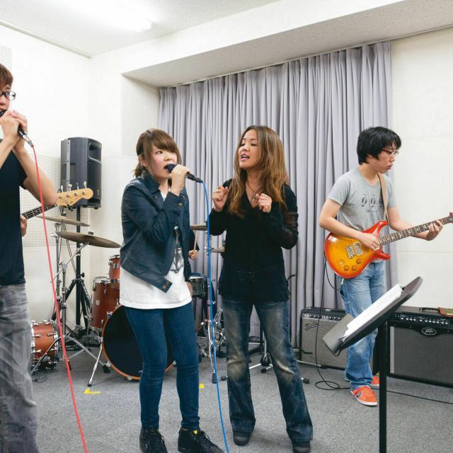 昭和音楽大学短期大学部 ♪ジャズ/ロック&ポップ アンサンブルセミナー1