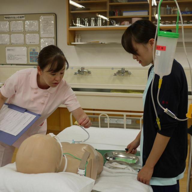 町田福祉保育専門学校 【介護福祉学科】オープンキャンパス20203