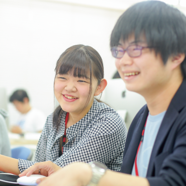 新潟情報専門学校 マナビ体験会(マルチメディア編)1