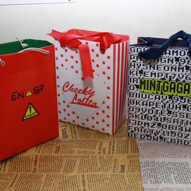 ☆★☆ショッパーバッグを製作★☆★