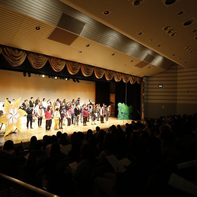 龍谷大学短期大学部 オープンキャンパスin深草4