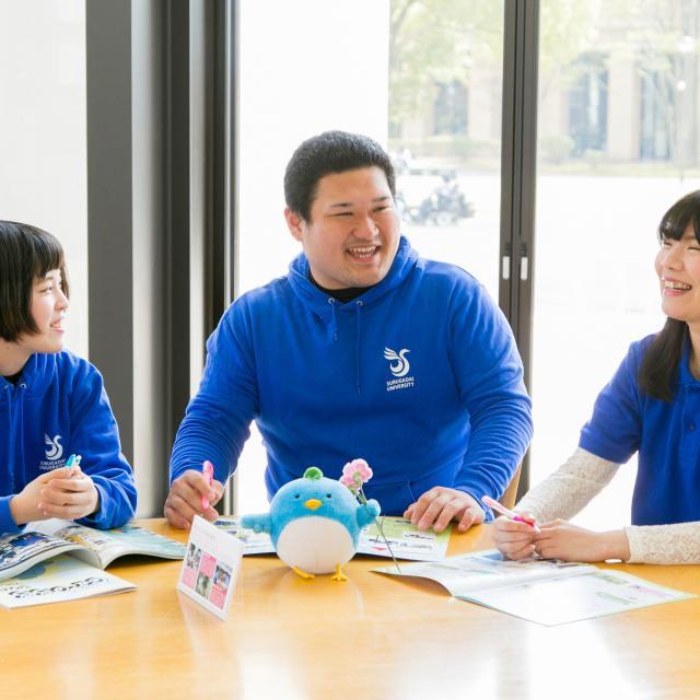 駿河台大学 2018年度オープンキャンパス1