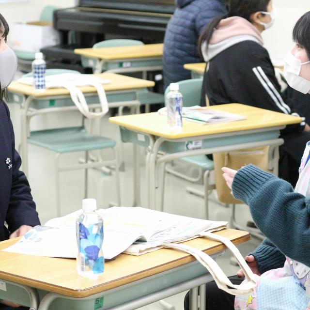 仙台幼児保育専門学校 在校生のセンパイに気軽に聞けちゃう☆保育学生の日常!4