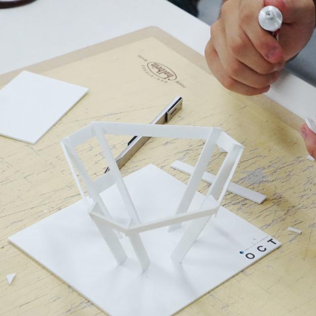 大阪工業技術専門学校 【建築学科】☆体験型オープンキャンパス☆3