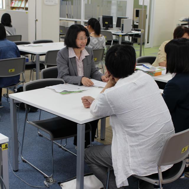岐阜保健大学短期大学部 2019年度 第1回オープンキャンパス4