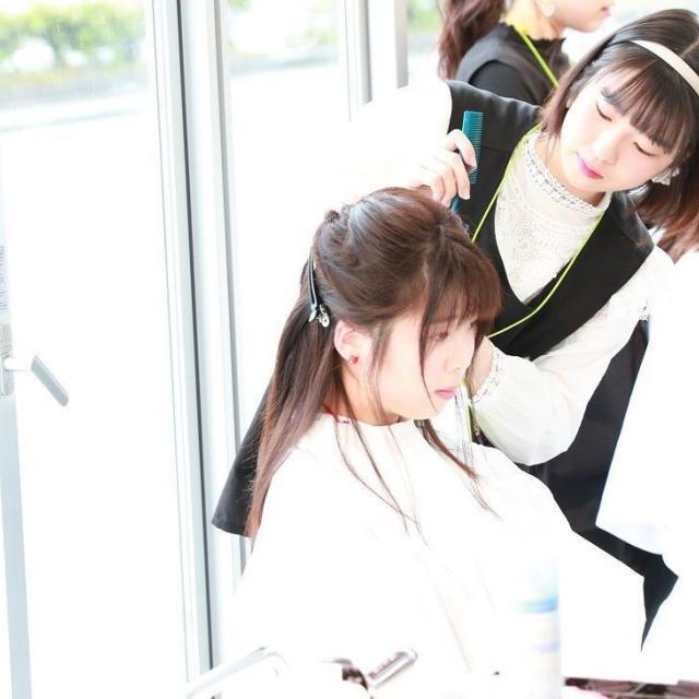 京都理容美容専修学校 5月★スペシャルオープンキャンパス2