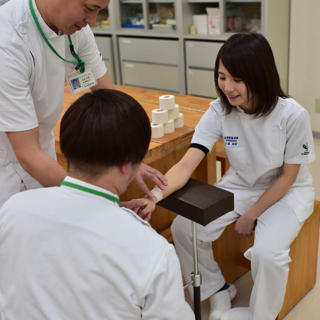 専門学校白寿医療学院 2019年度オープンキャンパス3