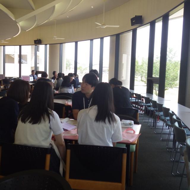 日本赤十字秋田看護大学 学校見学・進学相談会1