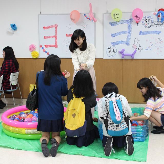 横浜未来看護専門学校 【年に一度の特別イベント】未来祭☆開催!!(文化祭)4