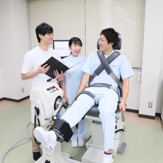 【作業】筋機能評価運動装置「バイオデックス」を体験しよう