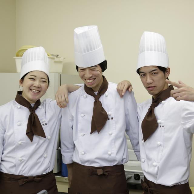 悠久山栄養調理専門学校 イベントスペシャル【ハロウィン】 -調理師科・調理専攻科ー2