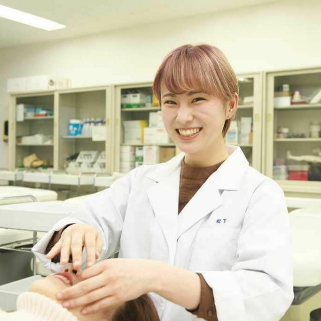 大阪医療技術学園専門学校 美容鍼灸師・エステティシャンに興味のある方のOC☆1