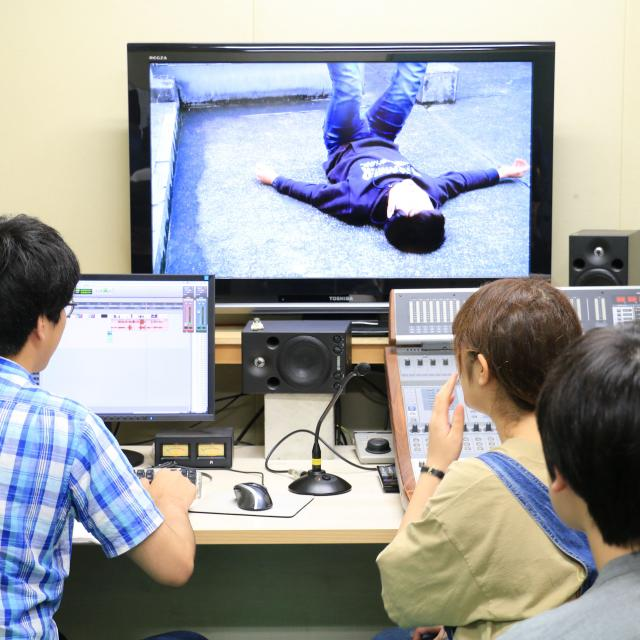 日本映画大学 高校生のためのワークショップ 映像制作22