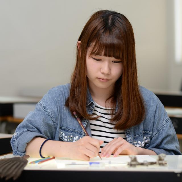 東京アニメーター学院専門学校 体験入学2