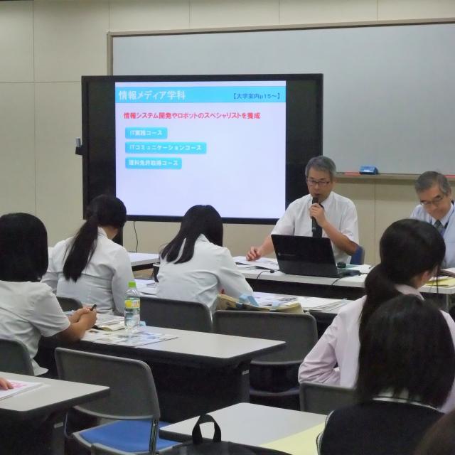 山口短期大学 【半日開催】小学校の先生になる!その夢応援します!3