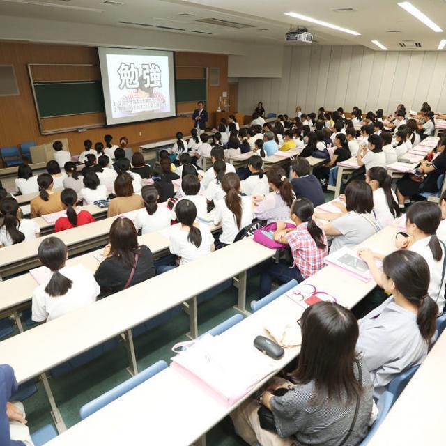 筑紫女学園大学 キャンパス説明会3