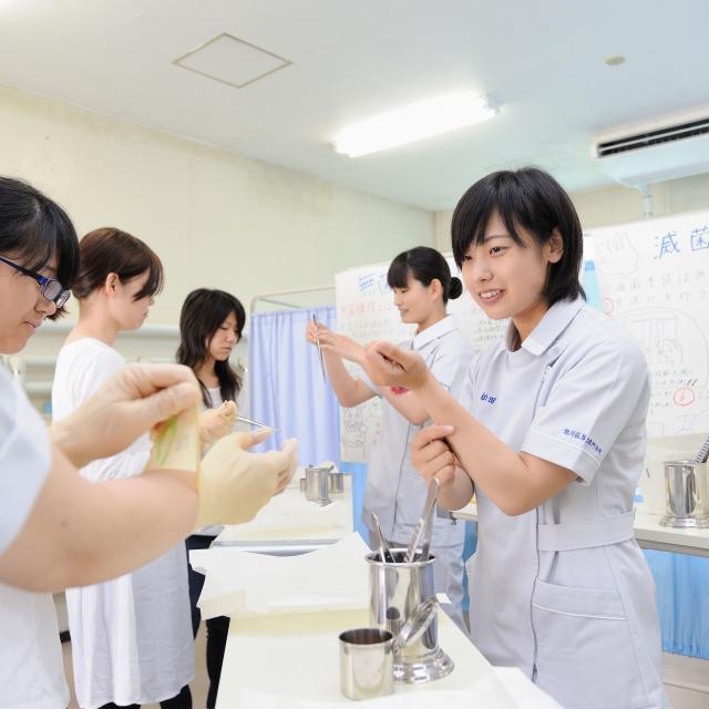 旭川荘厚生専門学院 オープンキャンパス(看護学科)1