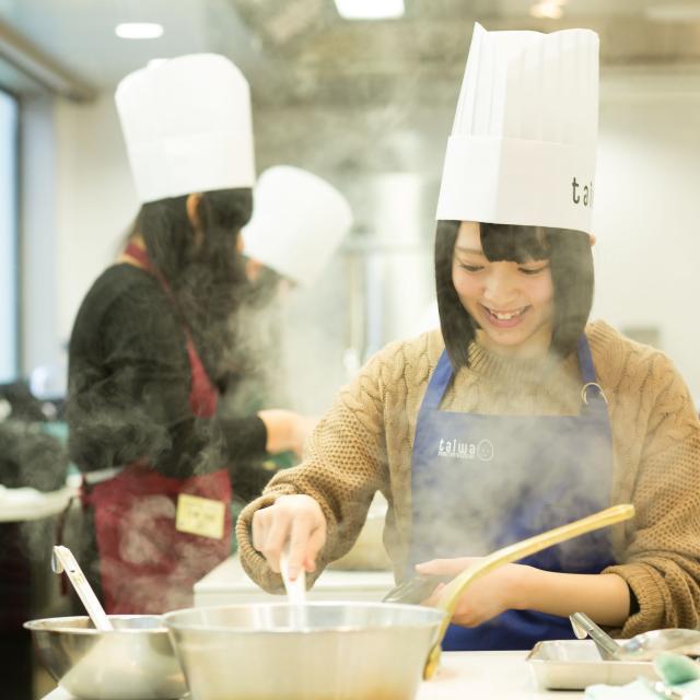 京都調理師専門学校 西洋料理SP4