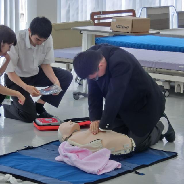 吉川福祉専門学校 オープンキャンパス★吉川福祉専門学校★2
