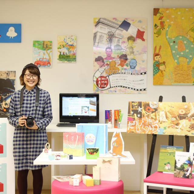 名古屋デザイナー学院 イラストレーション スタート講座!1