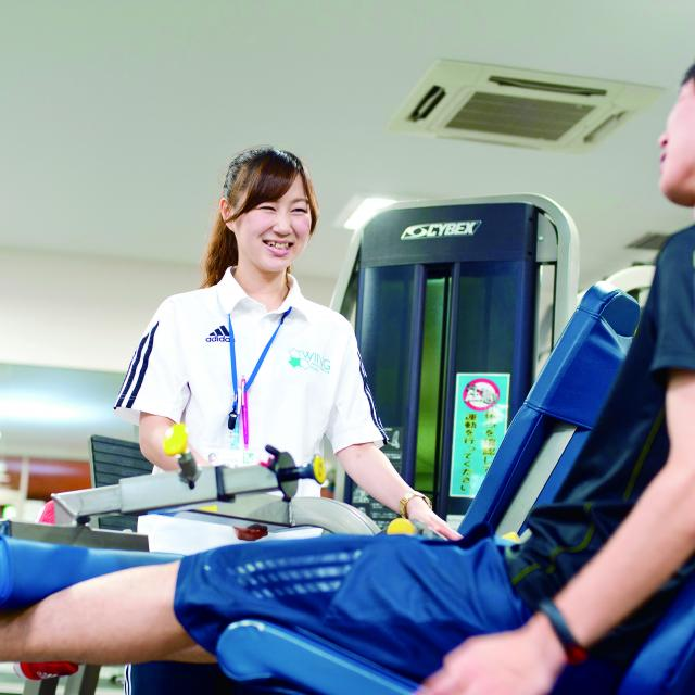 横浜リゾート&スポーツ専門学校 スポーツインストラクター体験オープンキャンパス2