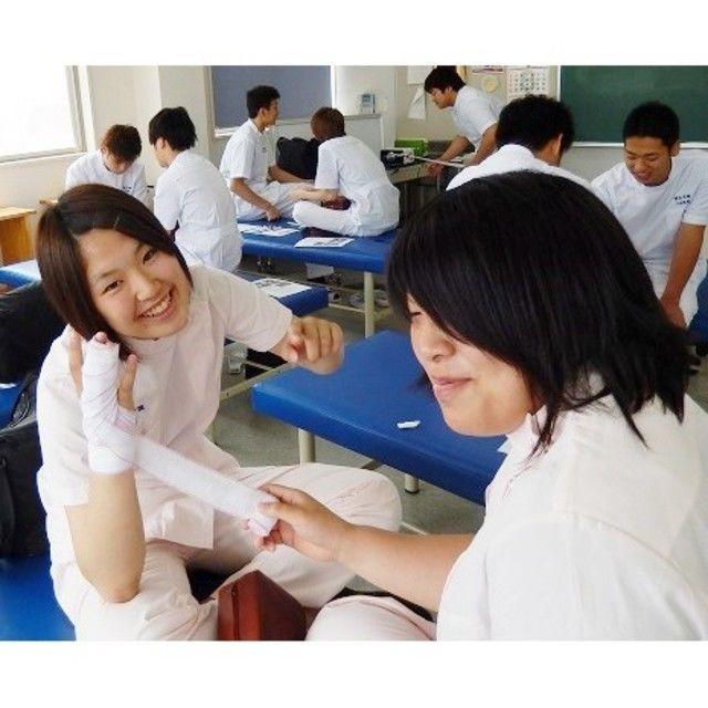 東日本医療専門学校 国家資格を持つスポーツトレーナーを目指す!体験入学会の案内3