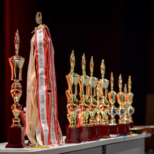 名古屋理容美容専門学校 10/12(土) 〈NaRiBiの学校祭〉AUTUMN FESTA 20193