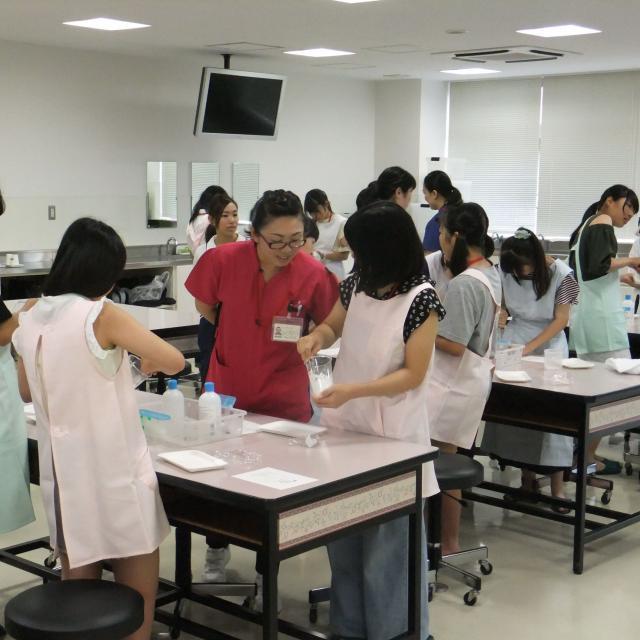 専門学校名古屋デンタル衛生士学院 ☆2018夏の限定第一弾!!デンタルの体験入学☆1