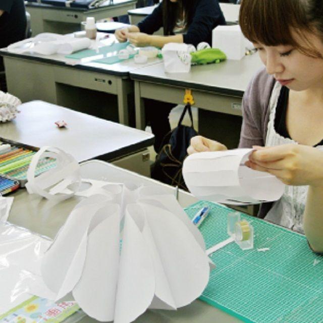 北海道芸術デザイン専門学校 bisenの体験入学【インテリアデザイン専攻】1