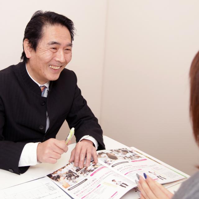 高津理容美容専門学校 KOZU 学校見学相談会1