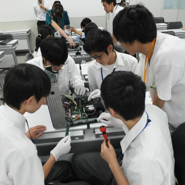 船橋情報ビジネス専門学校 ☆授業を体験したい方にオススメ!☆体験入学1