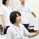 介護レクリエーション!在校生と一緒に体験授業!の詳細