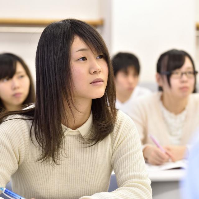 アルスコンピュータ専門学校 在校生トーク見学会4