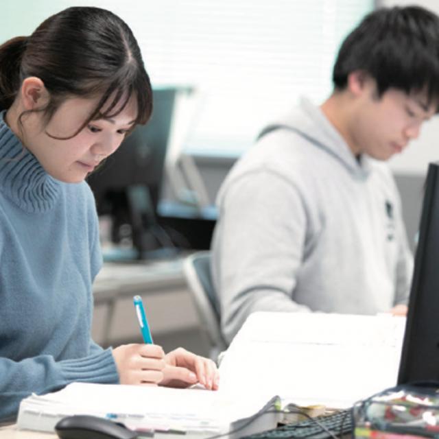 東北文化学園専門学校 【医療情報管理科】秋のオープンキャンパス1