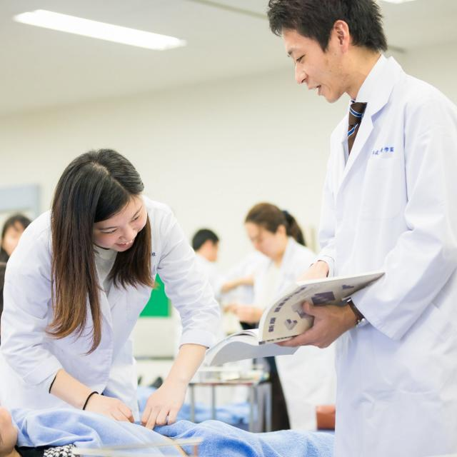 平成医療学園専門学校 【オープンキャンパス】在校生と一緒に魅力を発見!1