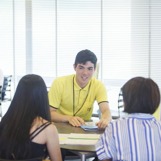 明治学院大学 夏のオープンキャンパス(横浜キャンパス)3